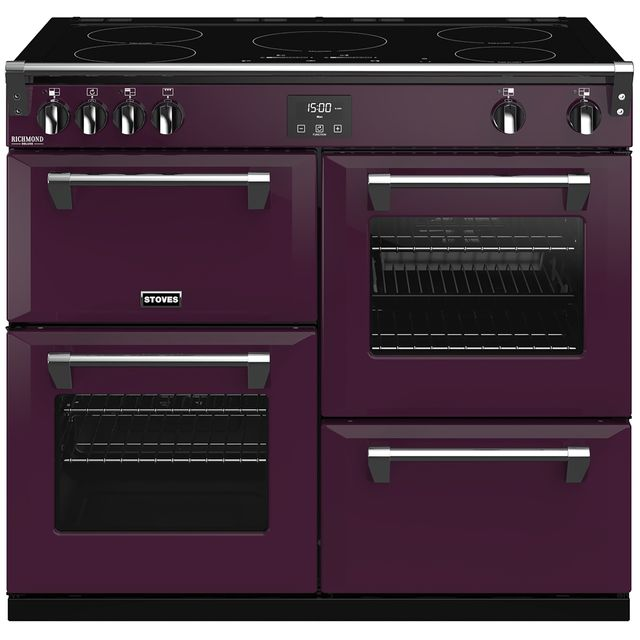Image of Stoves Richmond Deluxe S1000Ei CB