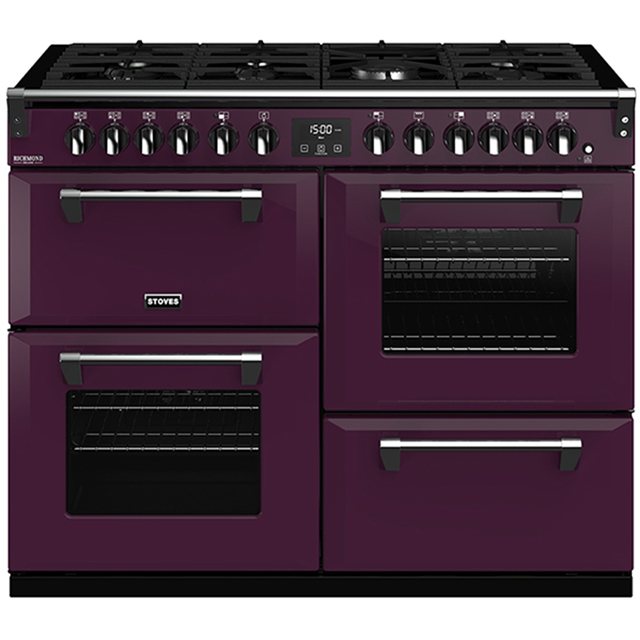 Image of Stoves Richmond Deluxe S1100DF CB
