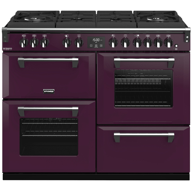 Image of Stoves Richmond Deluxe S1100DF GTG CB